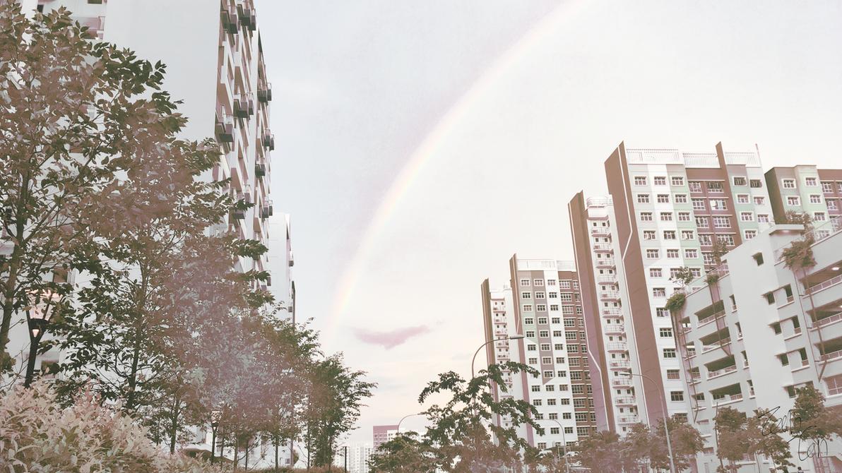 Urban Rainbow by Zachtan1234