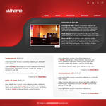 Red Web Interface