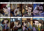 Fable III meme: Make Them Kiss by TheFallenTyrant