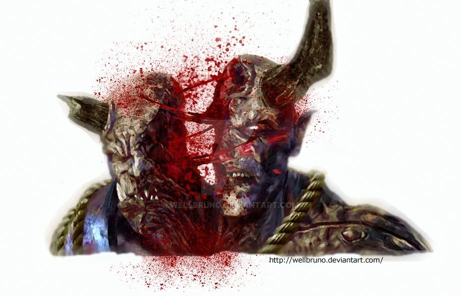 Eyedol  Killer Instinct by wellbruno