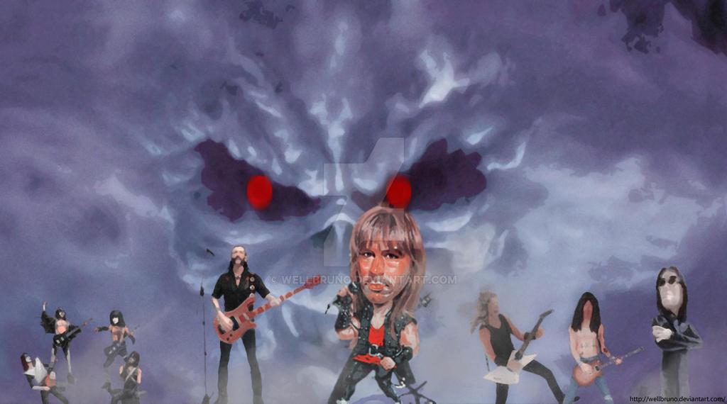 Legends of Rock ok by wellbruno