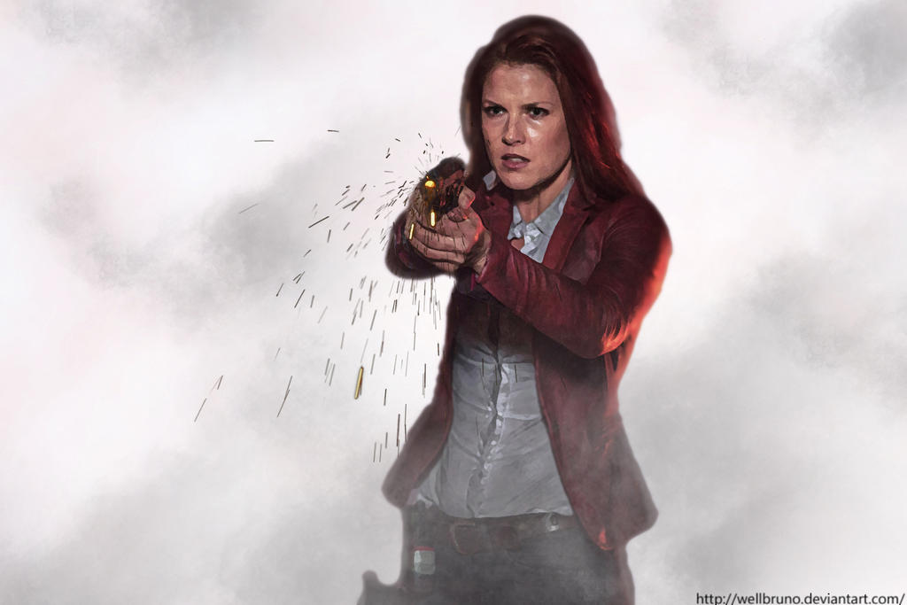 Claire Redfield by wellbruno