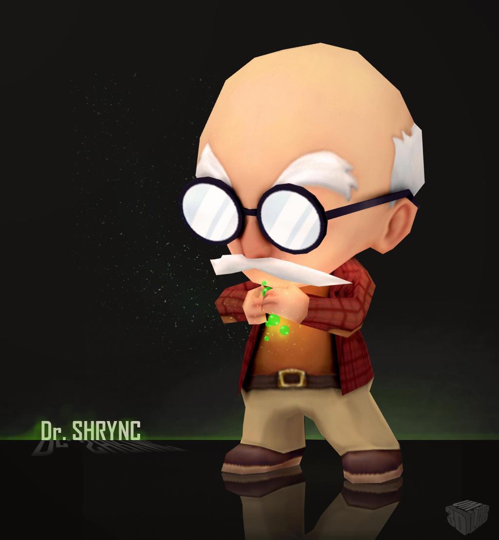 Dr. Shrync by Art-by-Smitty