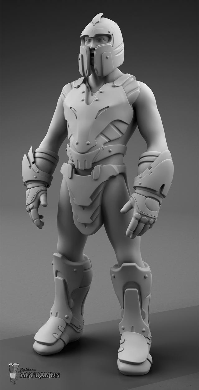 Berech Armor Set #1 by Art-by-Smitty