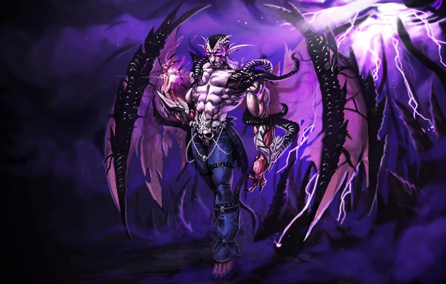 Death Colossus by MaxGrecke