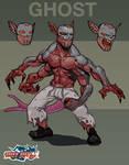 GHOST-Rat Rage by MaxGrecke