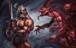 Diablo 3: Barbarian