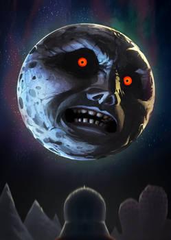 Majoras Mask: The Moon
