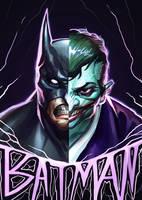 Batman//Joker