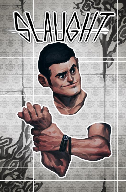 SLAUGHT comic by MaxGrecke