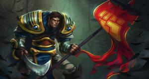 League of Legends Garen Season Three Contest