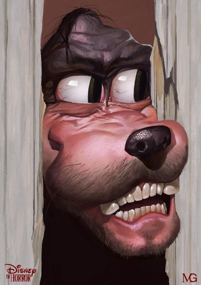 Heeere's Goofy! by MaxGrecke