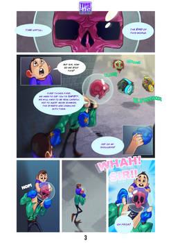 Tune Bash comic page 3
