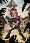 Resident evil 4 by MaxGrecke