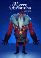 Merry Christmas 2014 by MaxGrecke