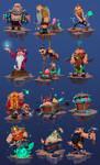 Dwarf Collection