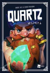Quartz Cover by MaxGrecke