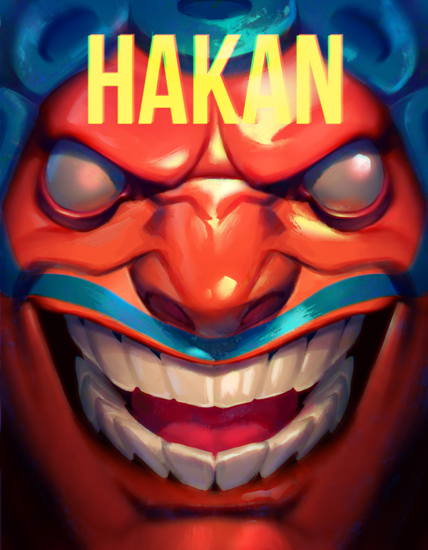 HAKAN by MaxGrecke