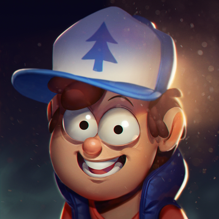 Gravity Falls Dipper by MaxGrecke