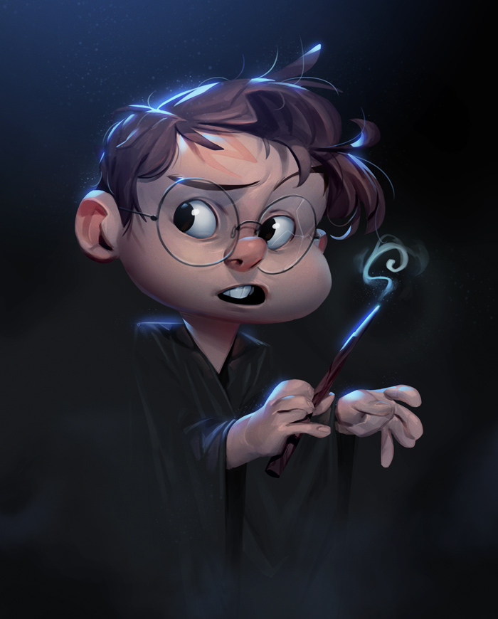 Yer a wizard Harry by MaxGrecke