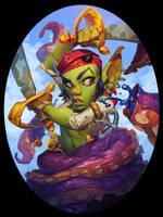 Blackwater Pirate by MaxGrecke