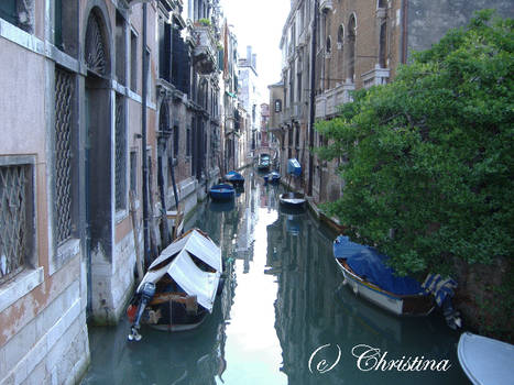 Canals of Italy