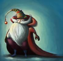 Santa claus by anpan-man