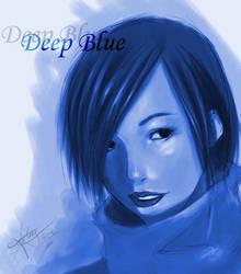 deep blue by kiniestas-ver-2