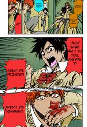 Bleach Chapter 239 Color by NinjaUrochi