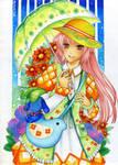 Kobato - Rain of Joy by Hachiyo