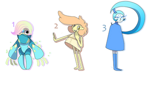 .:CLOSED:. mystery gem adopts by Booty-Bae-Adopts