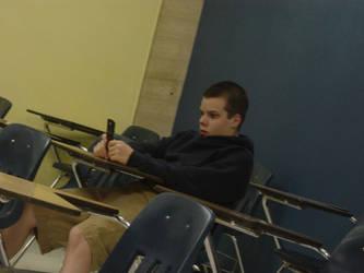 Class is so boring