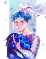 Flower Crown Victor by hypherrr