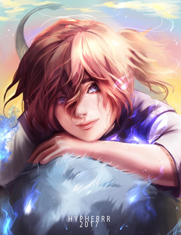 Flame Boy by hypherrr