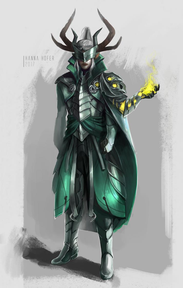 Prince Elias by hypherrr