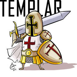 Mini Templar