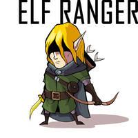 Mini Elf Ranger