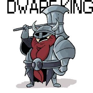 Mini Dwarf King