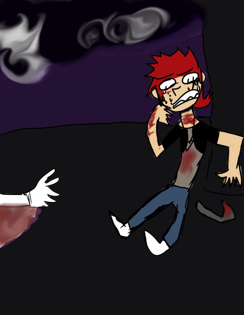 First Kill by ComicCreatorgamer123