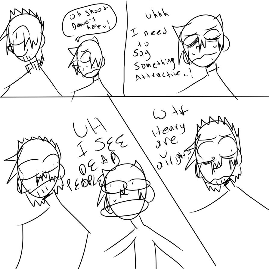 Shitty mini comic by ComicCreatorgamer123