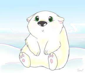 Polar Bear by RiverCreek
