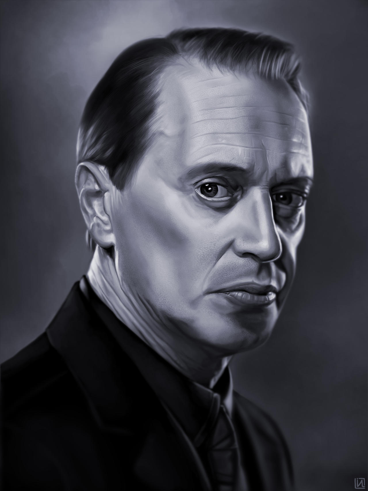 Steve Buscemi by IgorLevchuk