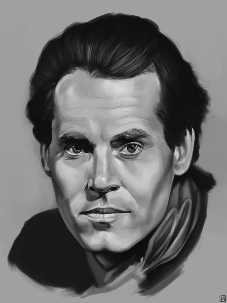 Henry Fonda by IgorLevchuk