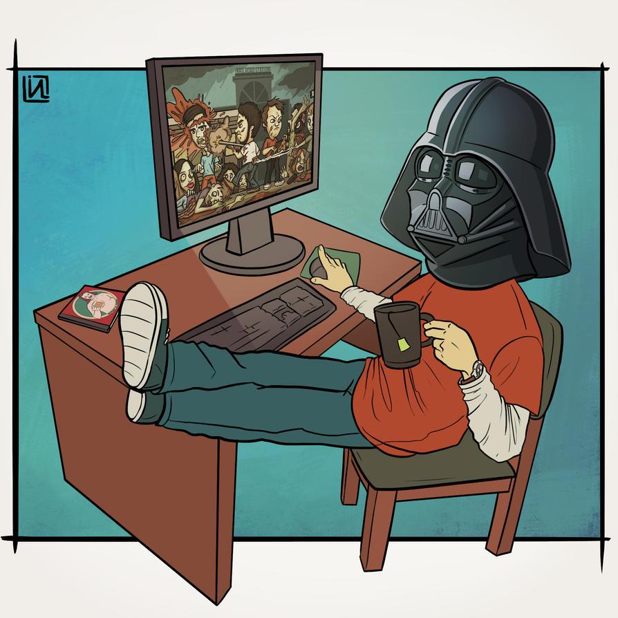 Darth Vader by IgorLevchuk