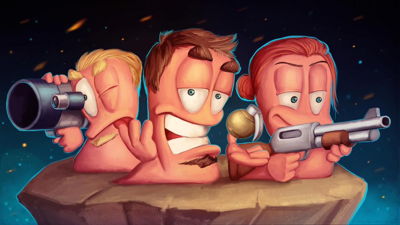 Crazy Collection: Worms Armageddon by IgorLevchuk on DeviantArt