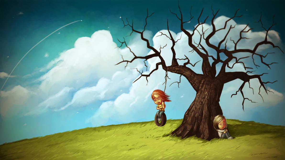 Ksushow: Nevermind 2 by IgorLevchuk