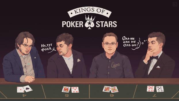 Kings of Poker Stars