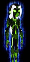 Robo Jade Final by Xelku9