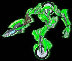 Thrust Redesign by Xelku9