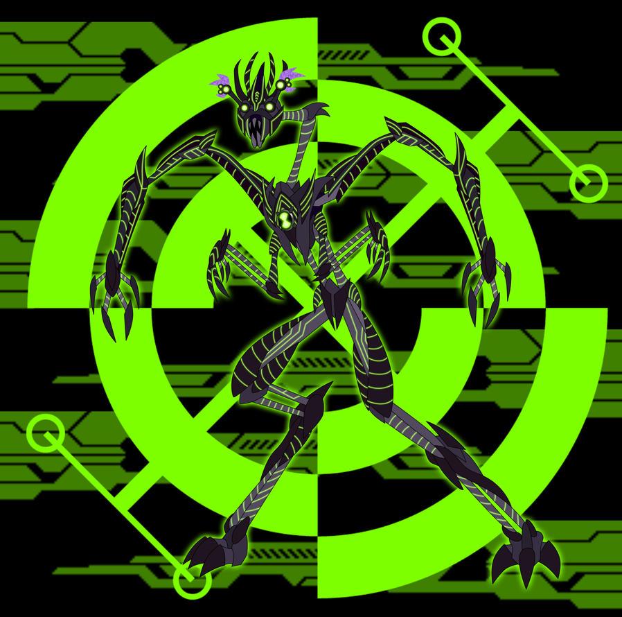 Ben 10  Ultimate Highwire By Xelku9
